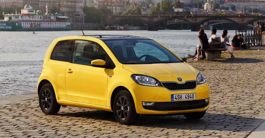 Skoda confirma el Citigo 100% eléctrico y el Superb híbrido