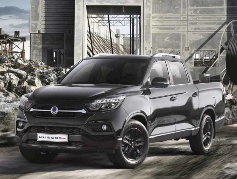 Ginebra 2019: SsangYong Musso Grand