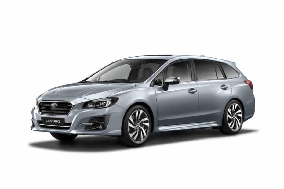 El Subaru Levorg se pone al día: Estrena motor de gasolina