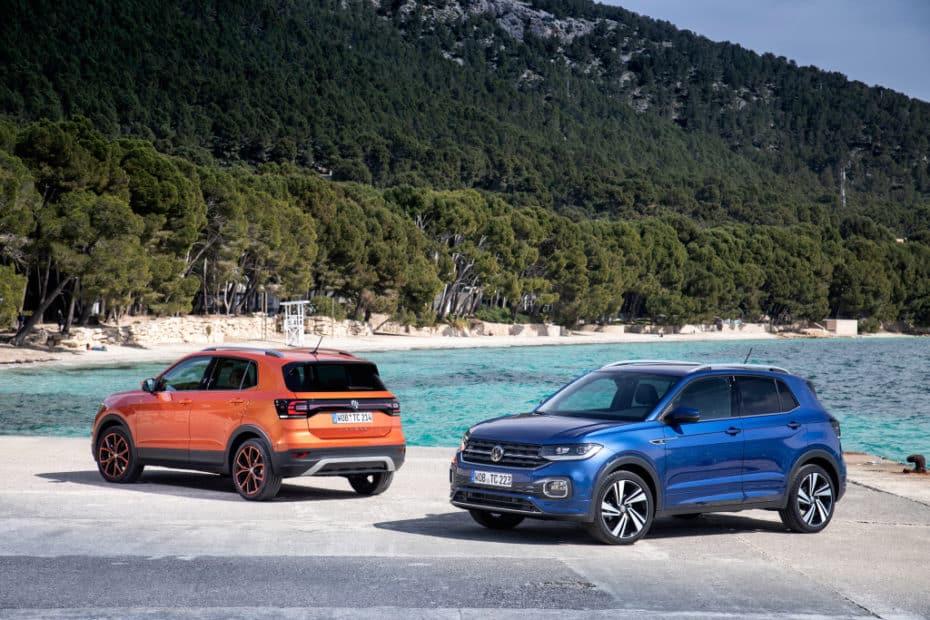 Nueva galería de imágenes del Volkswagen T-Cross: ¿Otro súper ventas?