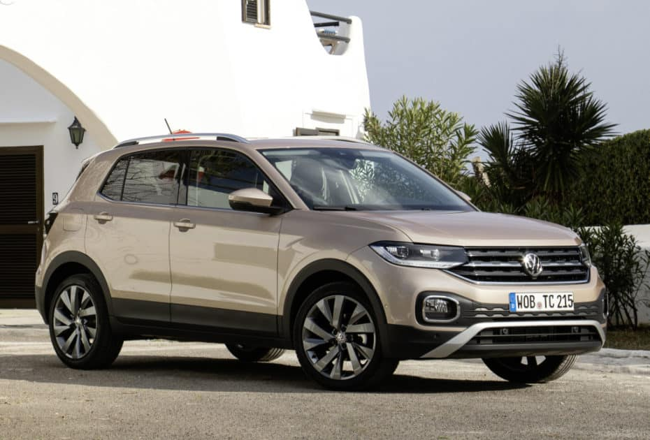Ya está disponible el Volkswagen T-Cross con el motor 1.5 TSI EVO