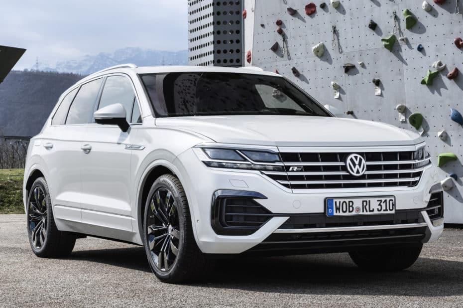 La oferta del Volkswagen Touareg estrena motor de gasolina