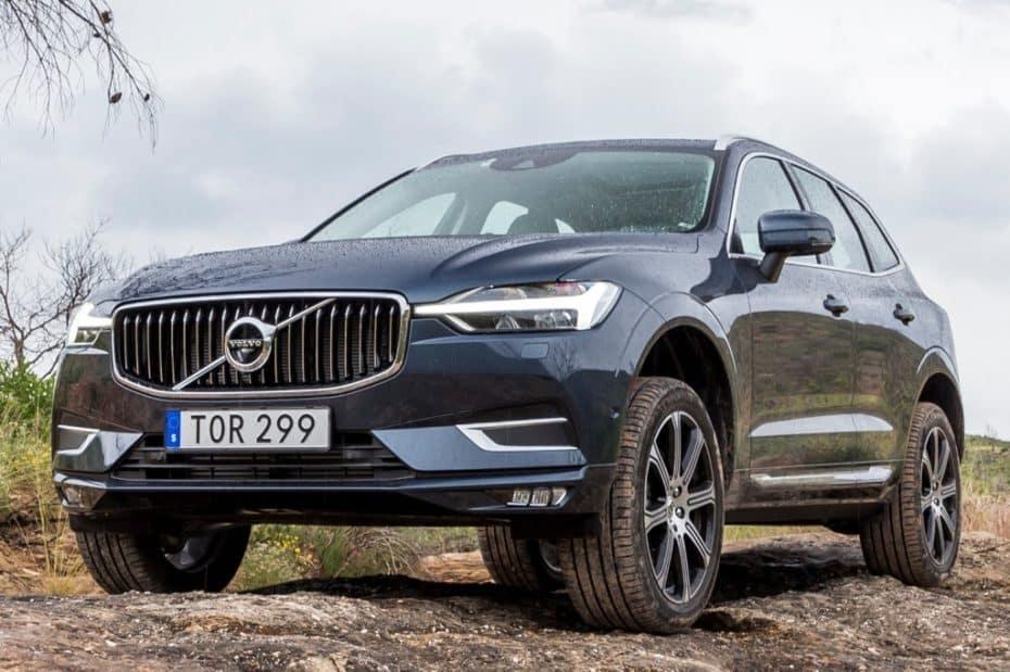 Nuevo motor de gasolina para el Volvo XC60