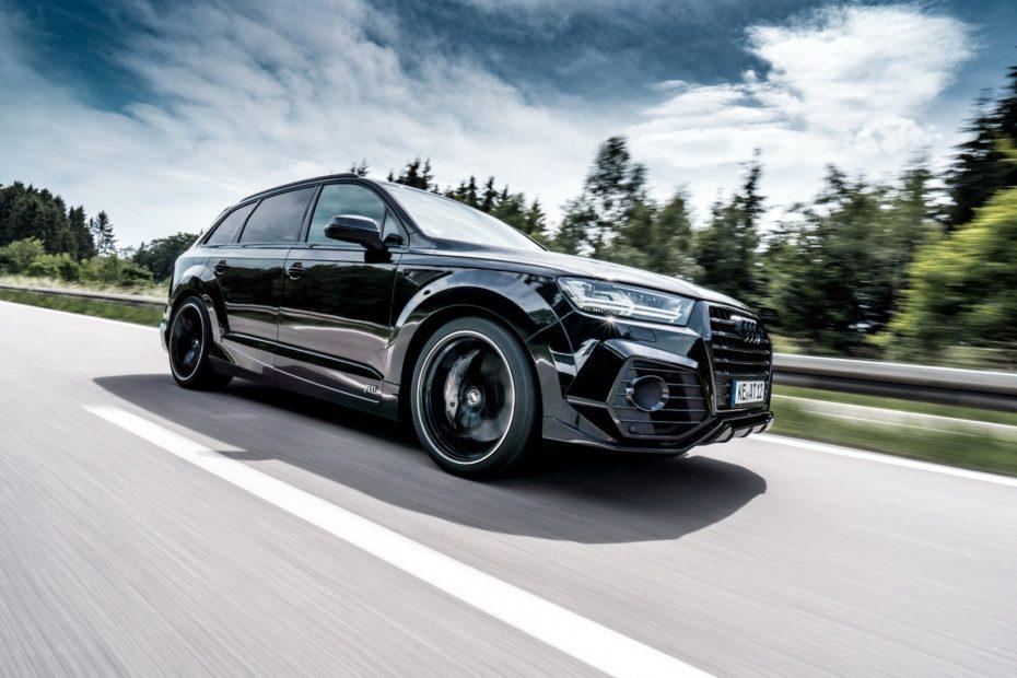 ABT tiene preparado un nuevo paquete para el Audi Q7 con 45 CV y 50 Nm extra
