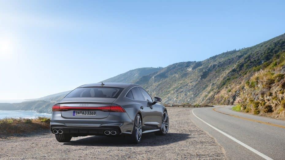Los Audi S6 y S7 reciben el motor V6 TDI con compresor eléctrico y pegatina ECO
