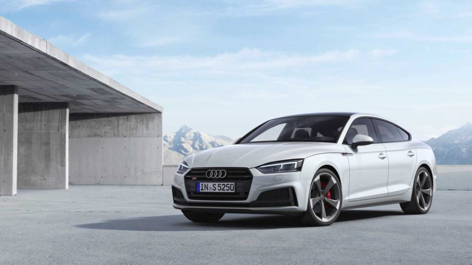 El Audi S5 recibe el motor V6 TDI con compresor eléctrico y pegatina ECO