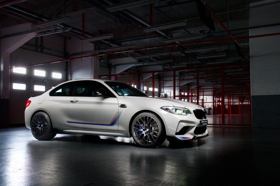 BMWM2 Competition Heritage Edition: Una dieta rica en fibra lo hace aún más espectacular