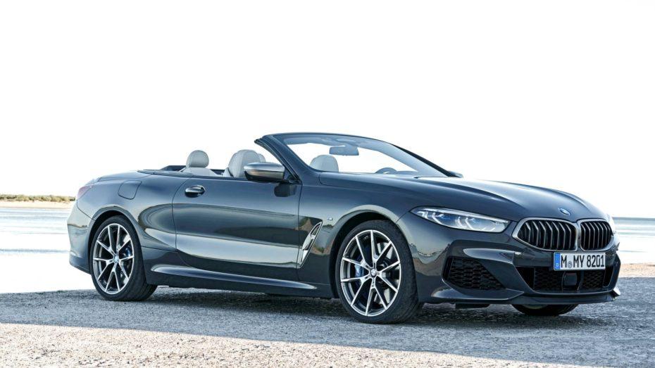 Todos los detalles del BMW Serie 8 Cabrio en una extensa e interesante galería de imágenes