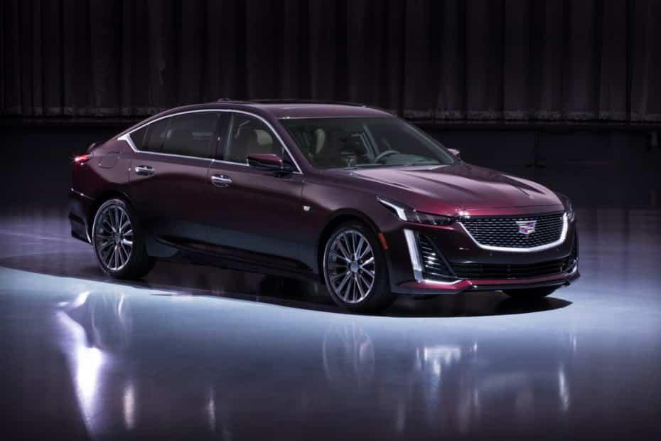 Todos los detalles del Cadillac CT5 2019: Un sustituto del CTS muy superior