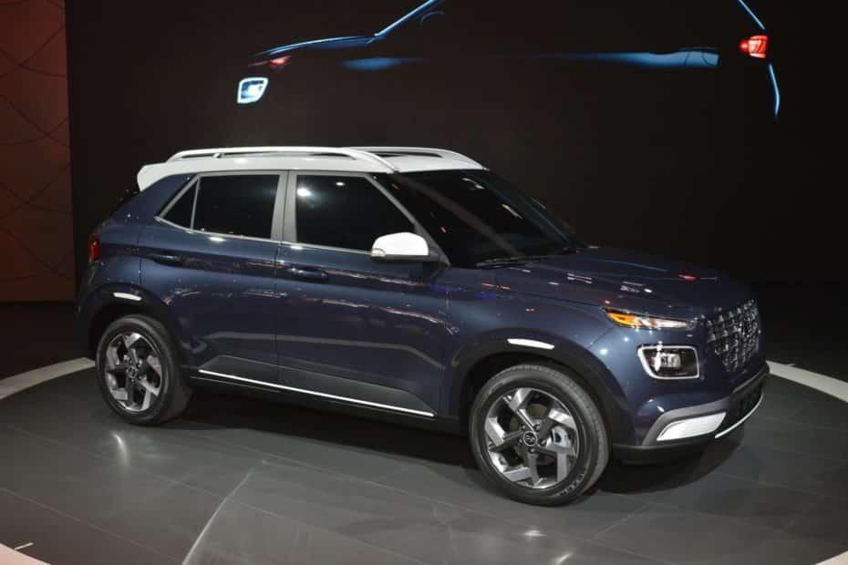 El Hyundai Venue gana enteros en directo: Una atractiva propuesta por debajo del Kona