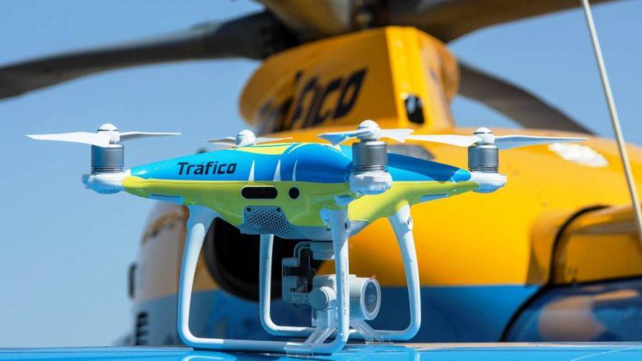 Drones de la DGT: Todo lo que debes saber de esta nueva herramienta para tu seguridad