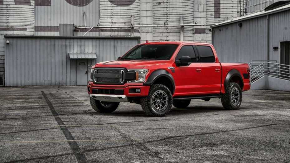 Ford F-150 RTR 2019: ¿Una alternativa digna al salvaje Raptor?