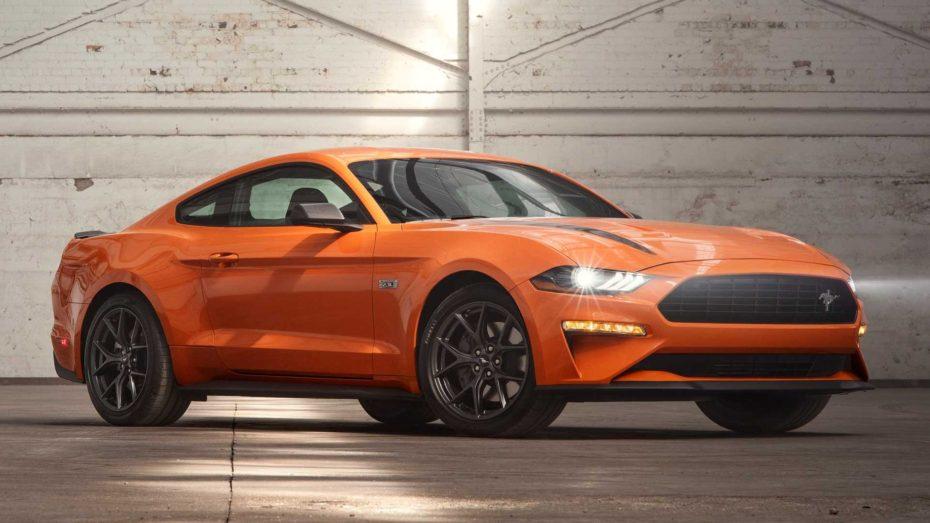 Nuevo Paquete de Alto Rendimiento para el Ford Mustang Ecoboost: 20 CV extra con el motor del Focus RS