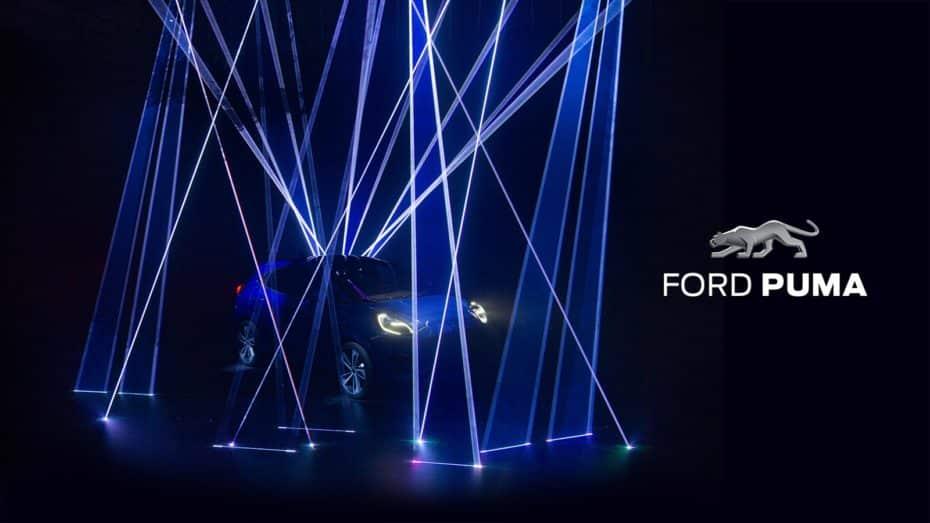 El Ford Puma 2019 se muestra por primera vez: Un pequeño crossover que veremos a finales de año