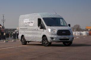 Ya hay fecha para el debut del Ford E-Transit: Al mercado llegará el próximo año