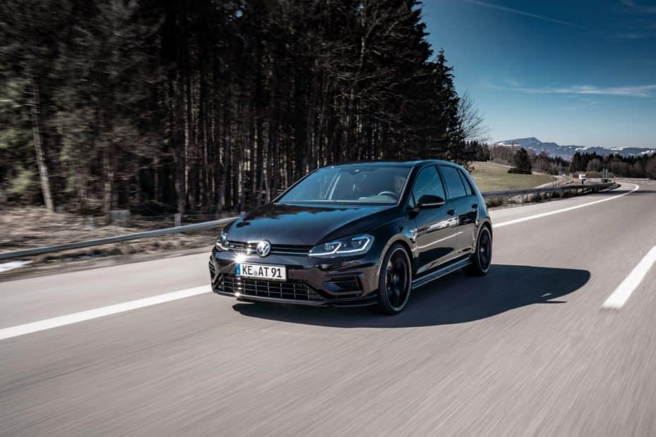 Y ahora, el Volkswagen Golf R 2019 con hasta 350 CV de potencia y 440 Nm de par