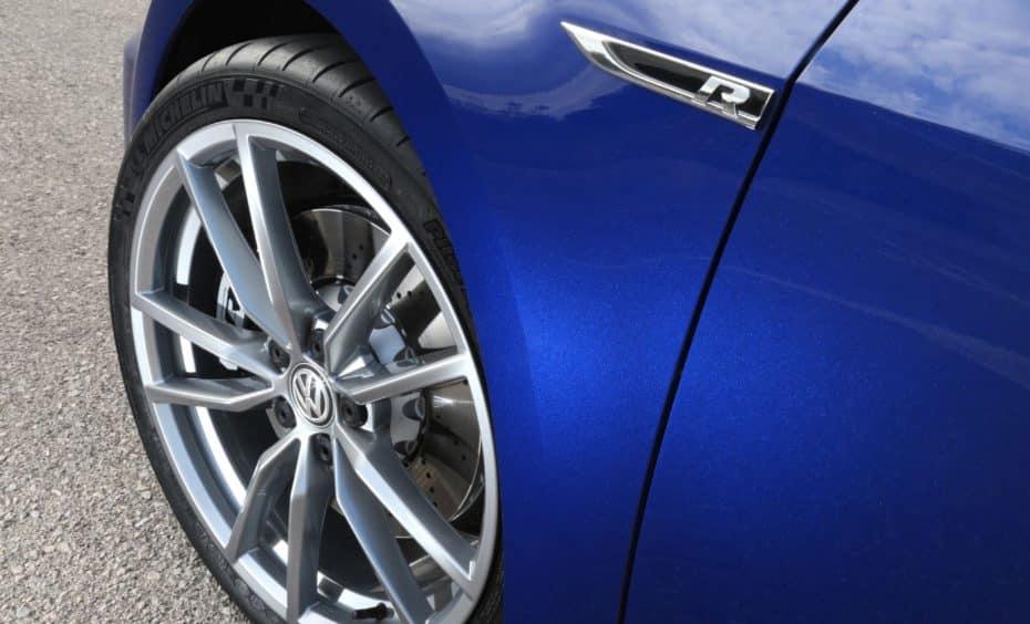 Volkswagen Golf R Plus: Lo que sabemos sobre el Golf VIII de casi 400 CV…