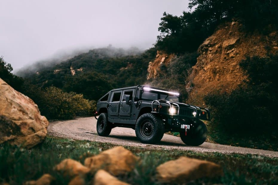 El último Hummer H1 de Mil-Spec Automotive es un sueño de 500 CV hecho realidad