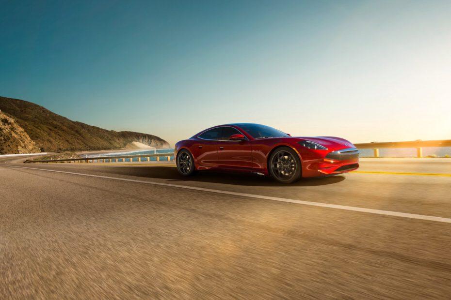 Karma Revero GT 2020: La berlina híbrida llegará el próximo año con grandes dosis de potencia
