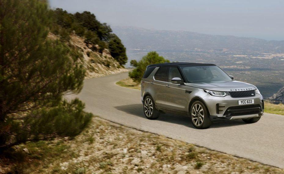 Land Rover Discovery Landmark Edition: Atractivo y equipado para celebrar el 30 aniversario del modelo