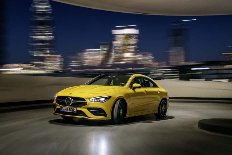 ¡Oficial!: Así es el Mercedes-AMG CLA 35 4MATIC de 306 CV y 400 Nm de par