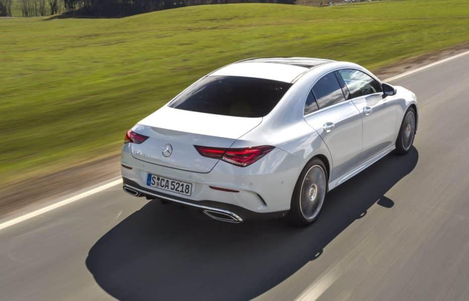 Todos los detalles del nuevo Mercedes-Benz CLA 2019 en más de 70 imágenes