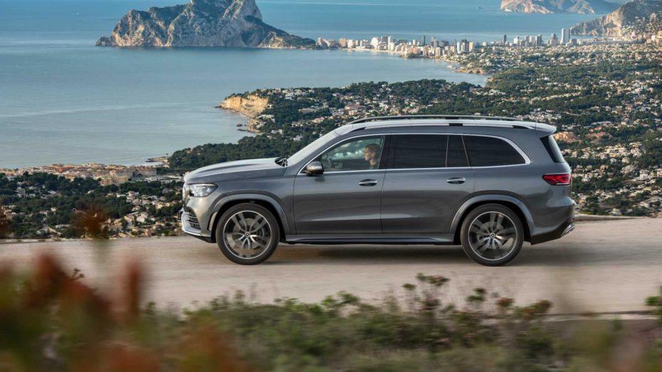Mercedes-Benz GLS 2019: Puro lujo sobre ruedas que alcanza los 5,21 metros de largo