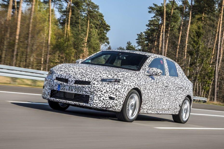 Primeras imágenes oficiales del Opel Corsa 2019: Esto es lo que sabemos del urbanita