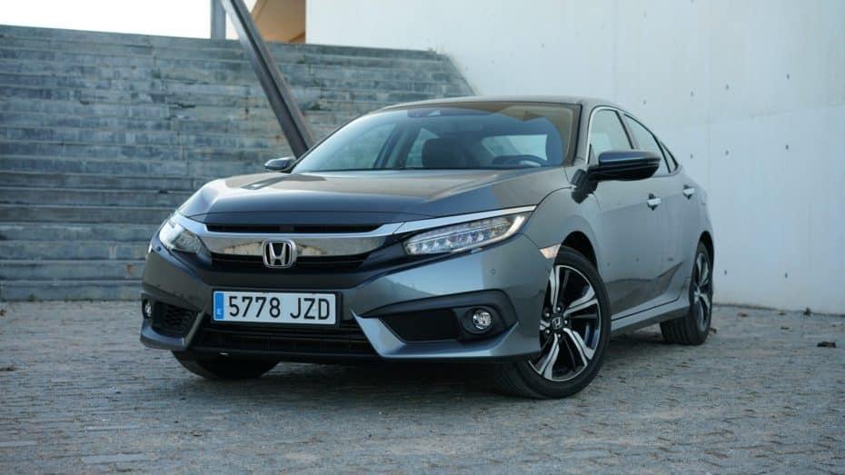 Prueba Honda Civic Sedán 1.5 TURBO VTEC 182 CV: Probablemente, el mejor motor gasolina turbo del mercado…