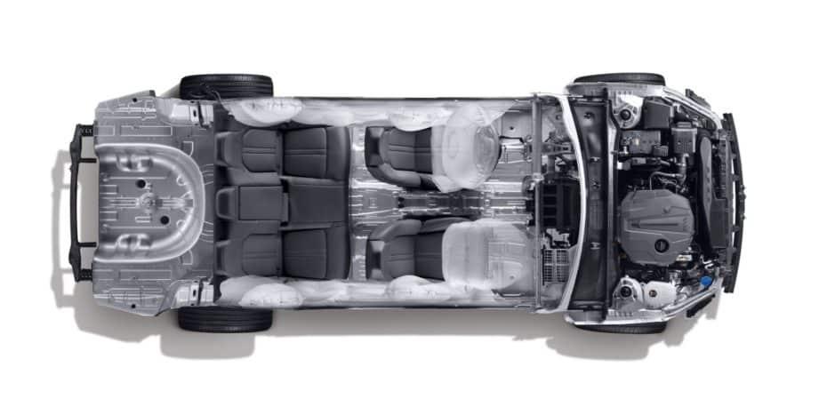 Así es la futura plataforma modular de Hyundai y KIA: Debutará con el nuevo Sonata