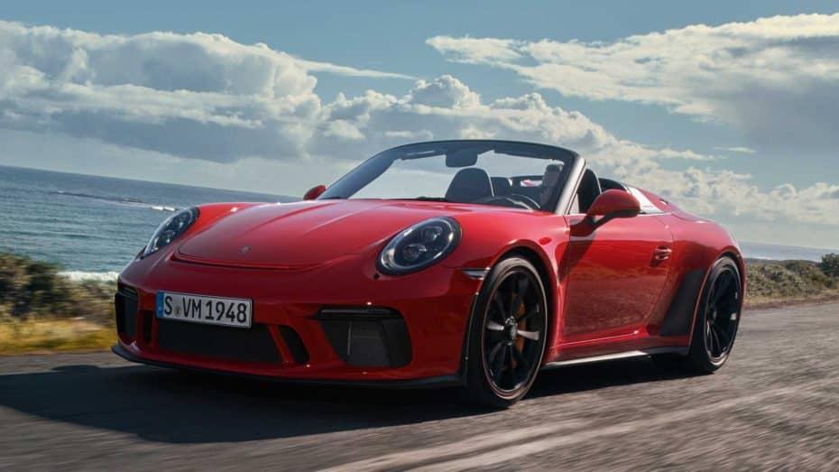 Porsche 911 Speedster 2019: Un GT3 disfrazado de sensual descapotable