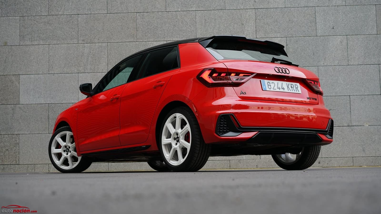 Opinion Y Prueba Audi A1 Sportback 30 Tfsi Precio Ofertas