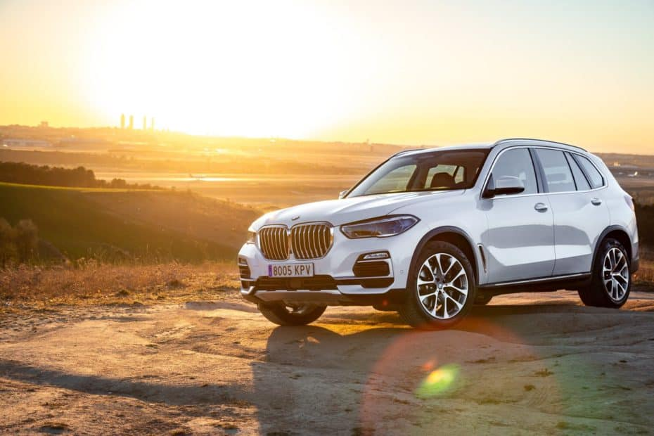 Prueba BMW X5 xDrive30d 265 CV 2019: La referencia del segmento