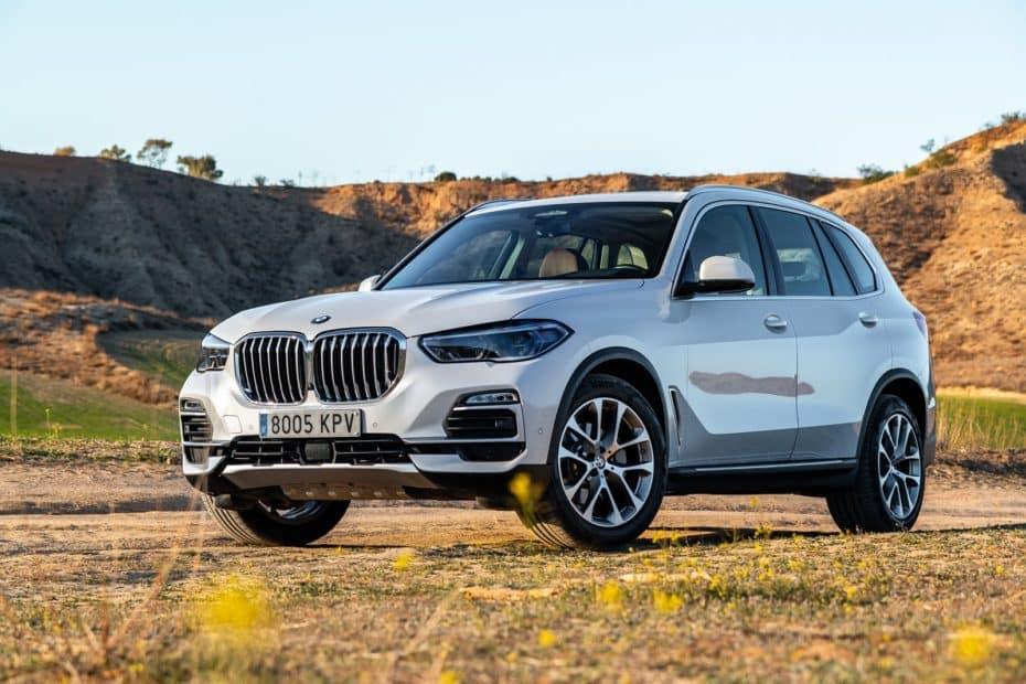 BMW X5 y X6 xDrive40d: Llegan los diésel de seis cilindros con pegatina ECO