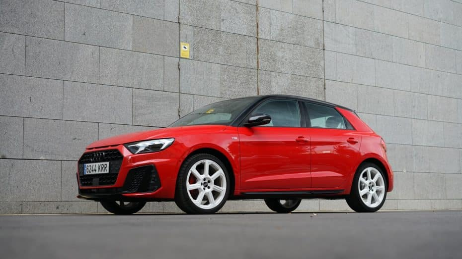 Prueba Audi A1 30 TFSI S tronic: Atrevido, personalizable pero, extremadamente caro