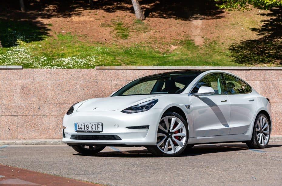 Prueba Tesla Model 3 AWD Performance 480 CV 2019: El eléctrico de moda