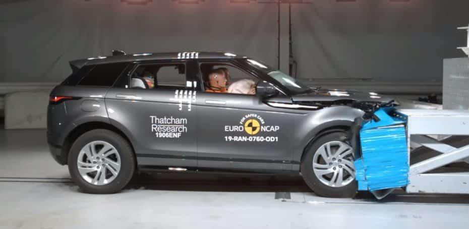 La última tanda de pruebas Euro NCAP nos deja 5 estrellas con algún que otro 'pero'