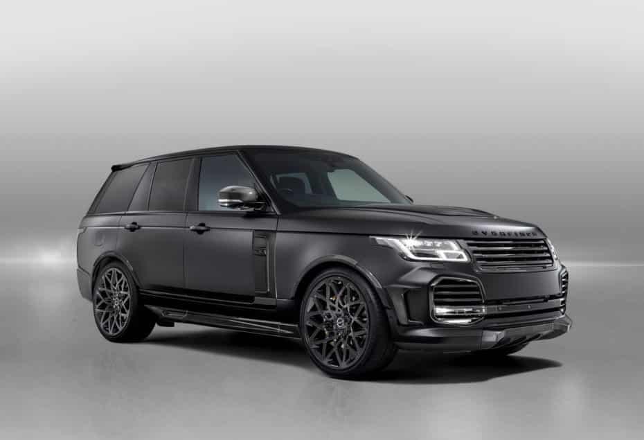 Range Rover 5.0 Supercharged Velocity: Despídete de la elegancia británica del SUV