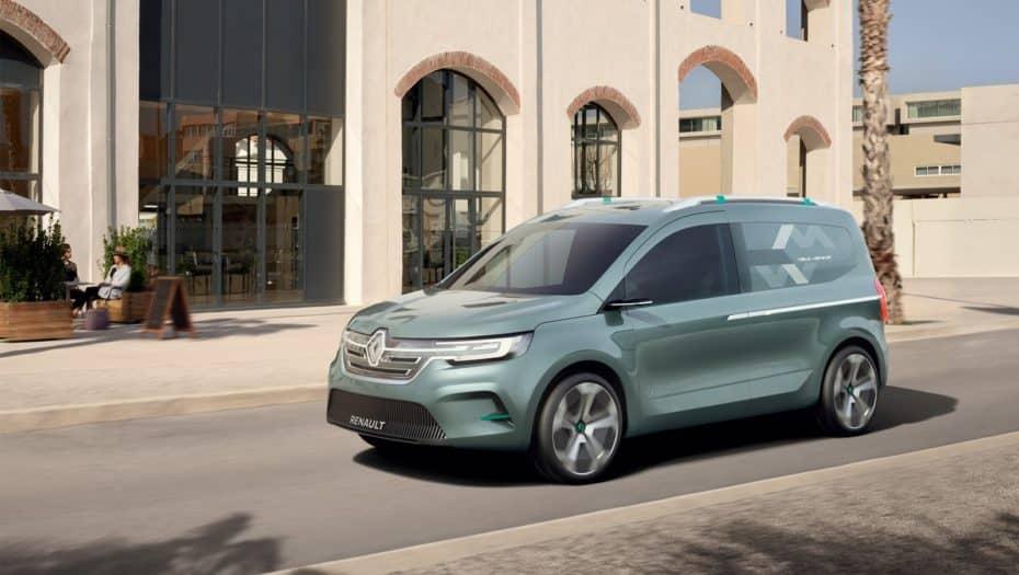 Renault renueva su gama de comerciales ligeros: Ya sabemos cómo será el Renault Kangoo 2020