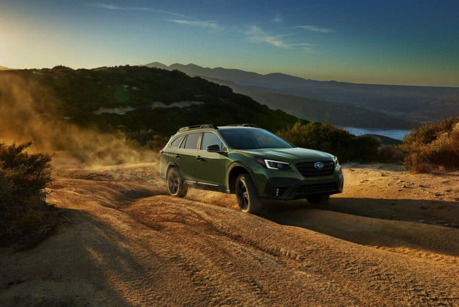 Así es el Subaru Outback 2020: Regresa el turbo con muchas novedades
