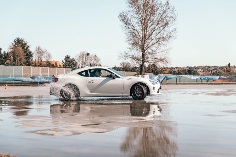 """Toyota Gazoo Racing Experience: Los """"cursos de conducción"""" y experiencias de Toyota"""