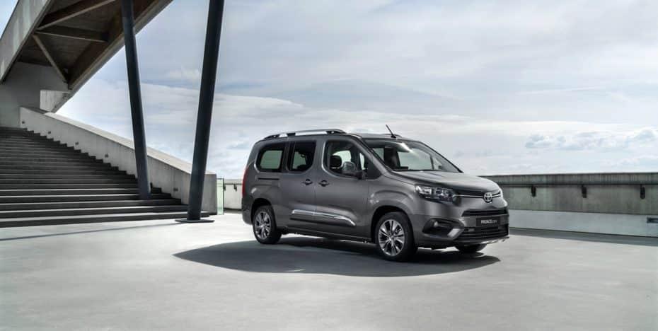 Nuevo Toyota ProAce City: A la venta en 2020