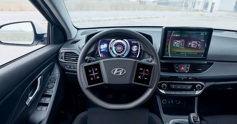 Así es el Virtual Cockpit de Hyundai: ¿Lo llegaremos a ver?