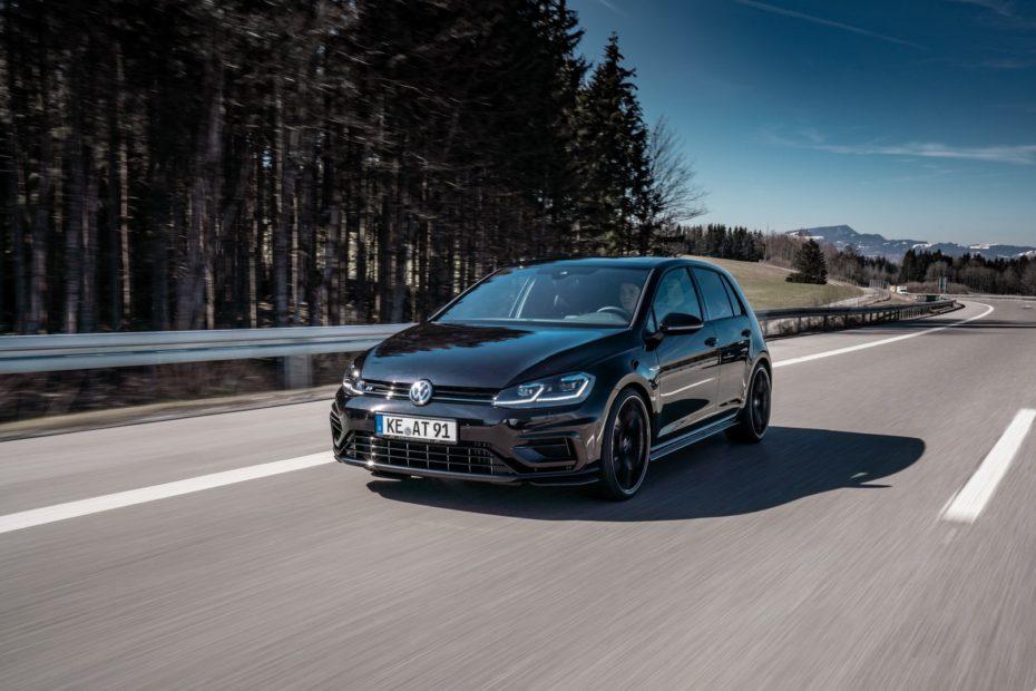 ABT no se ha resistido a meterle mano al Volkswagen Golf R antes de que llegue la nueva generación