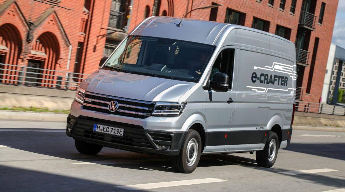 El Volkswagen e-Crafter ya tiene precio: 170 km de autonomía por 81.130€