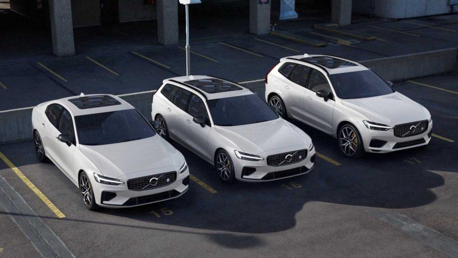 Los Volvo XC60 y V60 'Polestar Engineered' llegarán este verano: 415 CV para los T8 Twin Engine