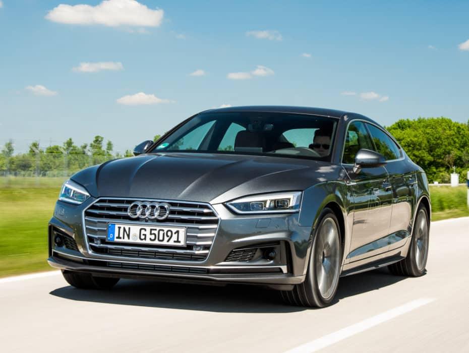 El Audi A5 estrena versión a metano