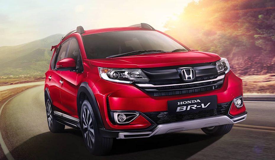 El Honda BR-V se pone al día