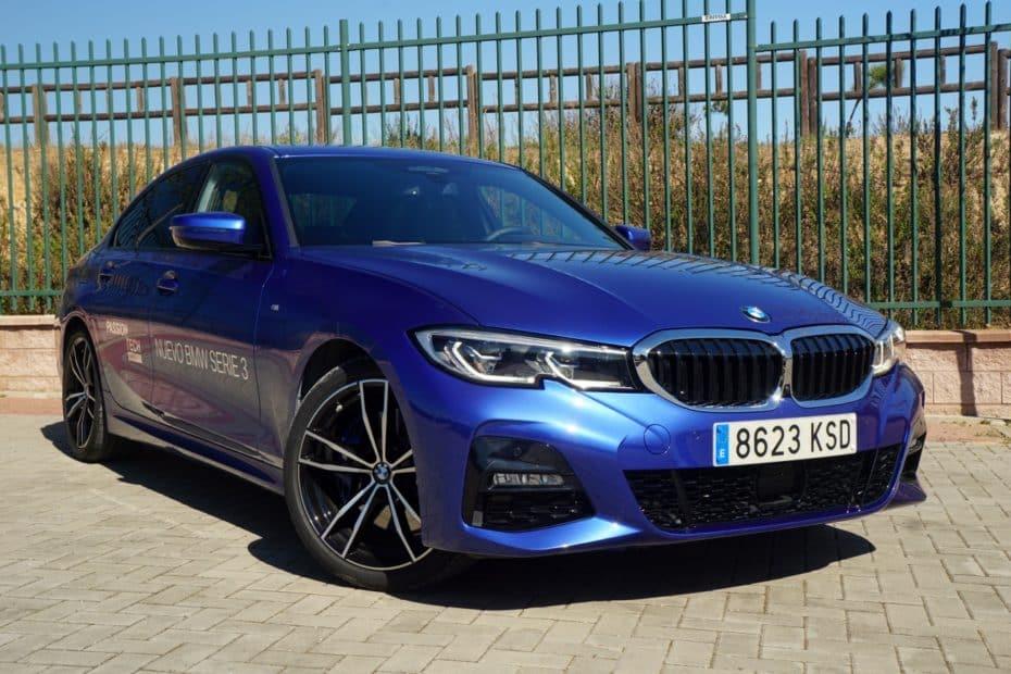 Primera prueba BMW 330i M-Sport: De lo bueno, lo mejor
