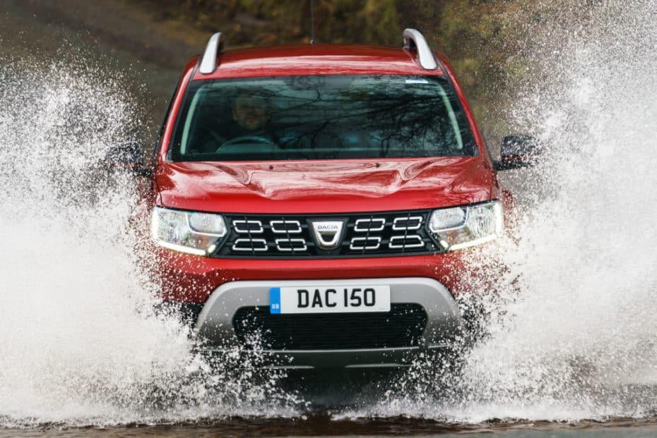 El Dacia Duster TCe suma la tracción total